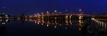 Julianabrug Zaandijk, Groot panorama 3:1 van FotoBob
