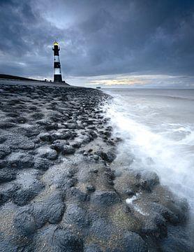 Wilde zee Breskens van Sonny Vermeer