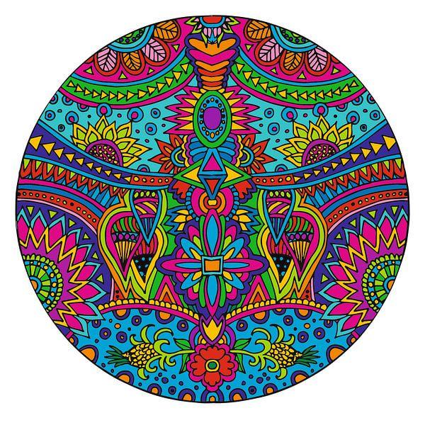 From Russia With Love Round van Esther  van den Dool