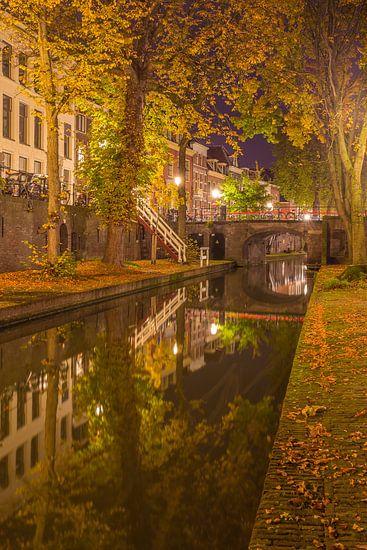 Utrecht by Night - Nieuwegracht - 12