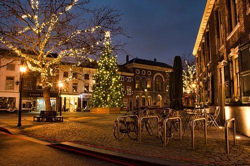 De Grote Markt in Schiedam