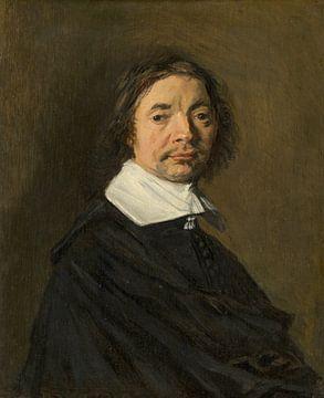 Portret van een man, Frans Hals