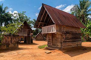 Suriname binnenland van