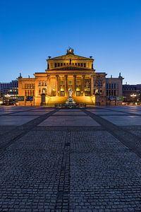 Konzerthaus am Gendarmenmarkt Berlijn van