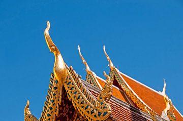 Wat Phra That Doi Suthep von Peter Baier