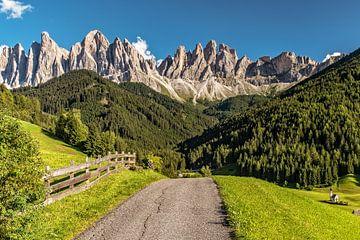 Villnösstal dans le Tyrol du Sud sur Achim Thomae