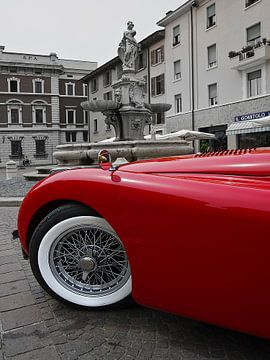 Mille Miglia 2015 Brescia sur Fons Bitter