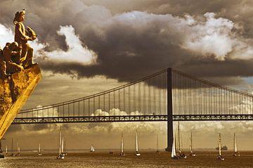 Lissabon von Harrie Muis