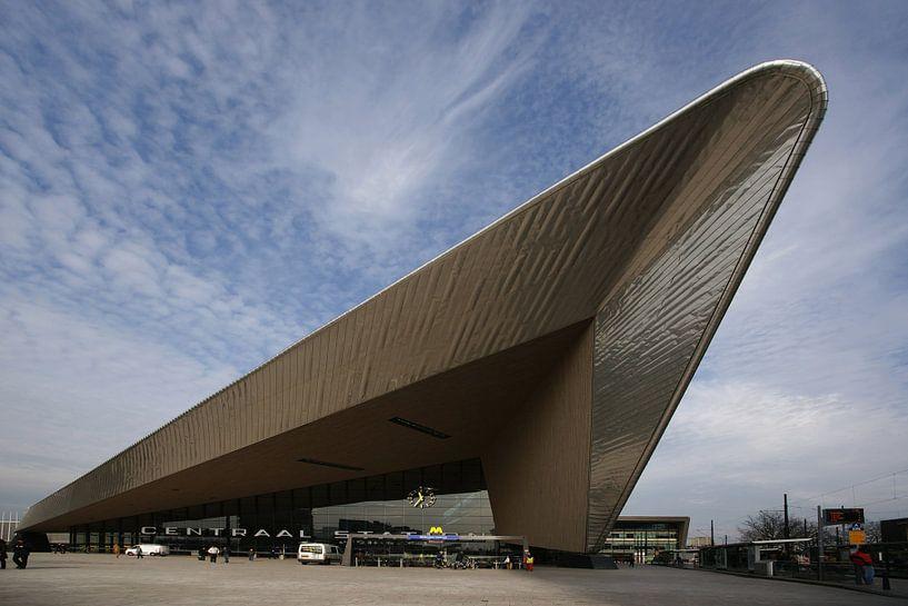 Centraal Station Rotterdam von Alice Berkien-van Mil