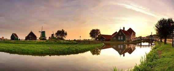 Panorama Zaanse Schans