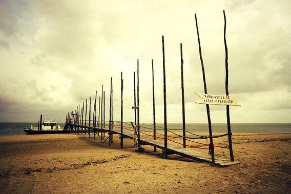waddenveer Texel-Vlieland van Els Fonteine