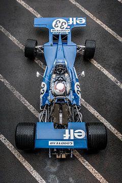 Tyrrell 001 van