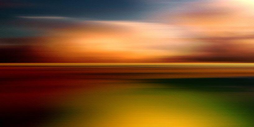 Simply sunset von Andreas Wemmje