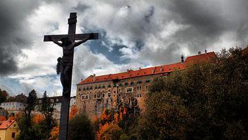 Schloss Krumau van