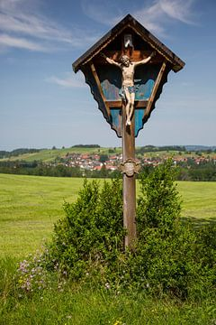 Feldkreuz bei Bad Kohlgrub von