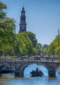 Prinsengracht Amsterdam von Peter Bartelings Photography
