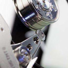 Hard disc from a personal computer sur Jan van der Vlies