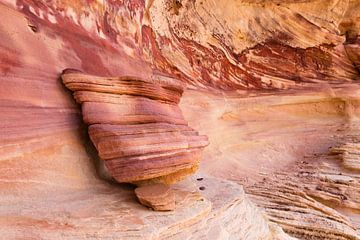 Vermilion Cliffs National Monument - Soap Creek / Rainbow Rocks von Guido Reijmers