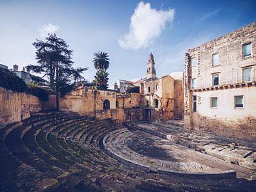 Lecce - Teatro Romano sur Alexander Voss