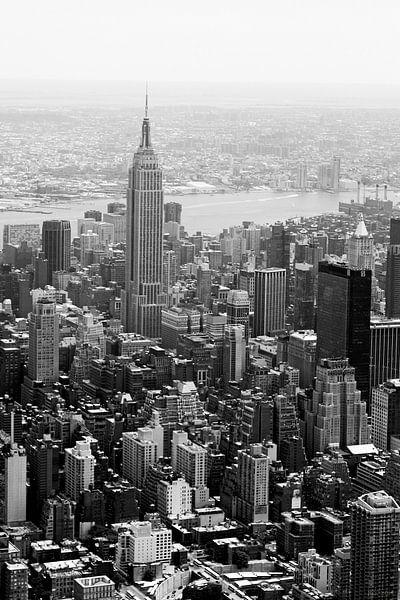 new york city ... manhattan view II