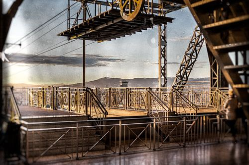 Barcelona Cable-car Station