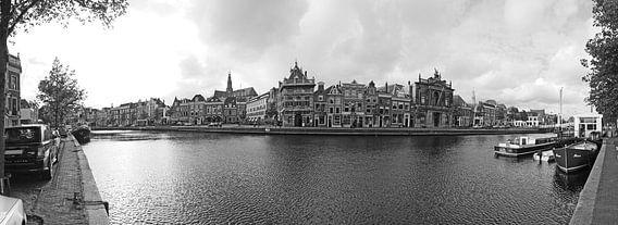 Spaarneside Black & White (2016) van Eric Oudendijk