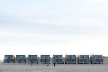 Strand Hoek van Holland von Eddy Westdijk