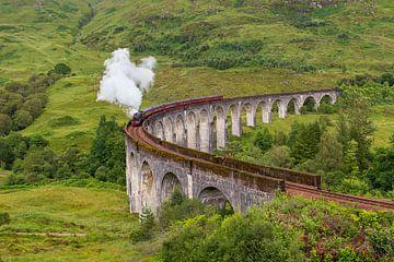 Harry Potter trein van Antwan Janssen