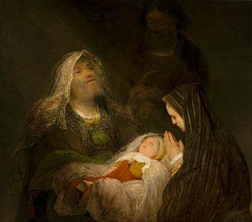 Simeons Lobgesang, Aert de Gelder