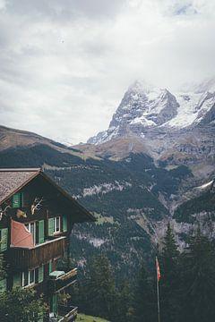 Interlaken Zwitserland van Tom in 't Veld