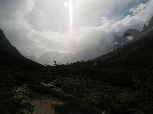Torres del Paine - Valle del Francés van