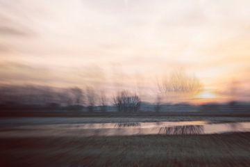 Sonnenuntergangs-Impression von Karin vanBijleveltFotografie