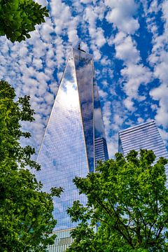 One World Trade Center, New York van Claudia Esveldt