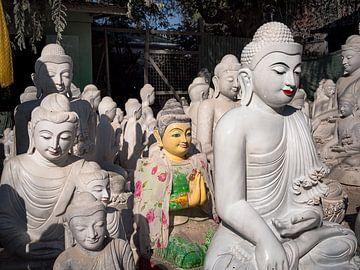 Myanmar - Mandalay - Een vreemdeling in ons midden van Rik Pijnenburg