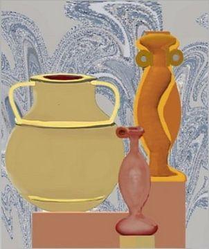 Clay Pottery von Annaluiza Dovinos