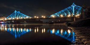 De Blue Wonder in Dresden von