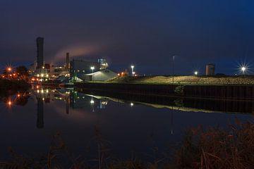 Suikerfabriek Vierverlaten Groningen von Wil de Boer