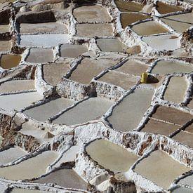 Zoutwinning in Maras - Bolivia van Nicole - Creative like Nomads