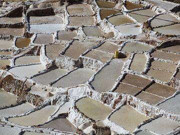 Zoutwinning in Maras - Bolivia sur Nicole - Creative like Nomads