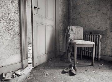 Verlaten villa von Anne Sypré