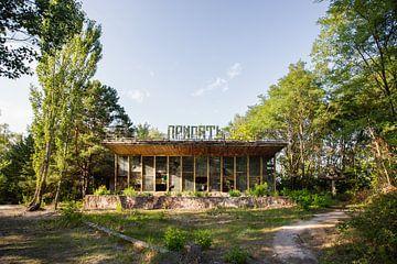 Tschernobyl-Café Pripjat von Rene Kuipers