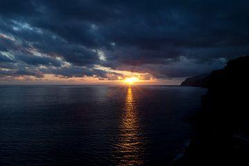 'Sunset' Madeira van Rick van der Poorten