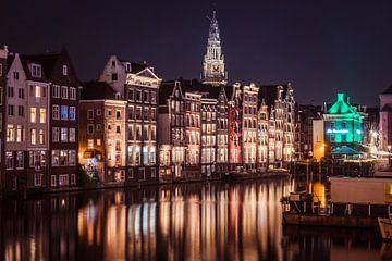 Damrak Amsterdam van Alex van der Aa