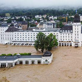 Overstroming Bad Neuenahr-Ahrweiler van Heinz Grates