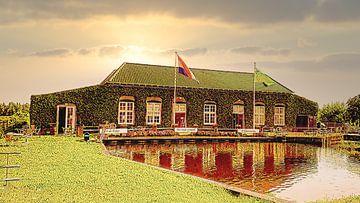 Poldermuseum Heerhugowaard von Digital Art Nederland