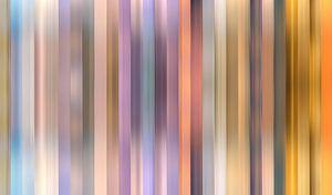 Kleurenpalet van de Zonsopkomst in Nederland van