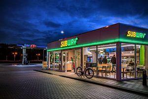 Subway van Martin de Bock