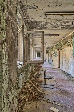 Chernobyl verlaten school von Sander Laurey