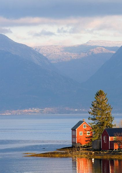 Noorwegen van Paul Jespers