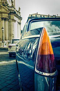 Roma: Lancia in duo-tone II